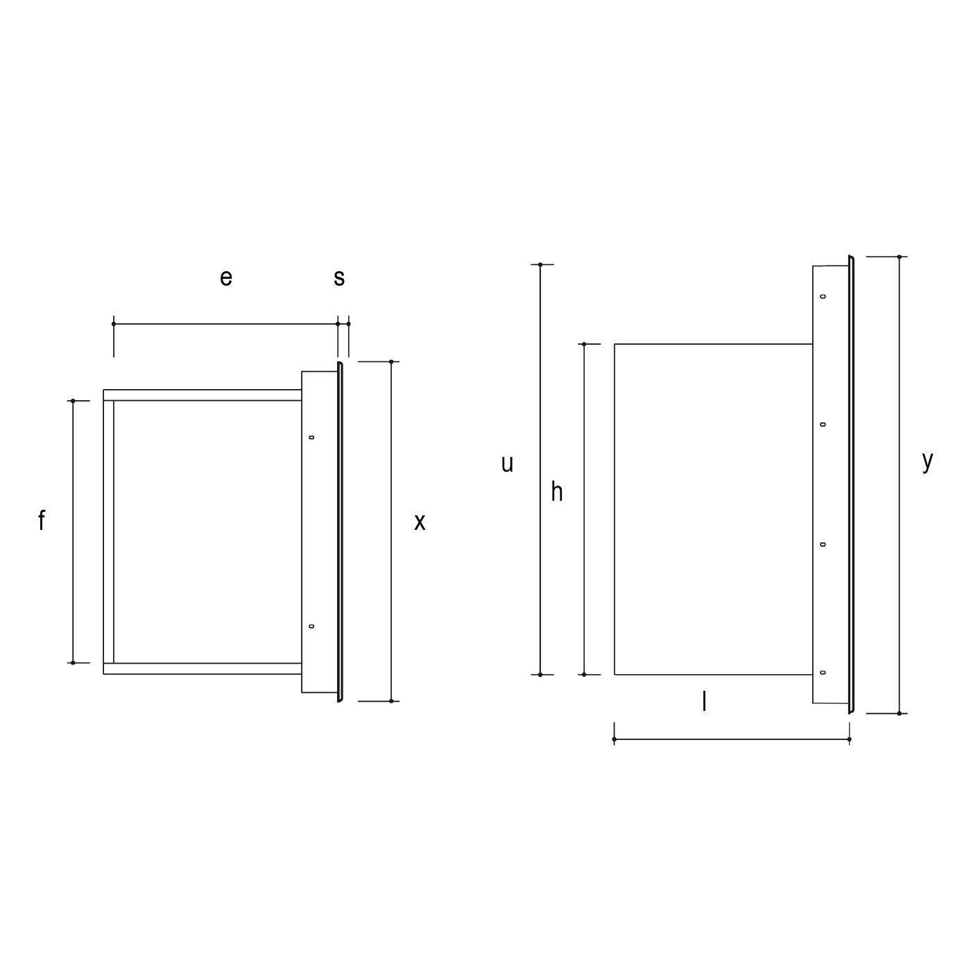 geometrie AU5 per differenziata